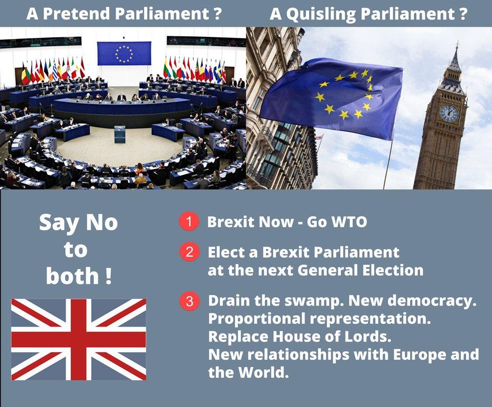 Brexit manifesto